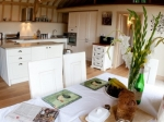 The calf shed kitchen / diner